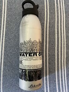 Radiohead Aluminum Water bottle (Liberty Bottleworks) W.A.S.T.E. New & Unused!
