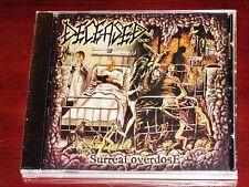 Deceased: Surreal Overdose CD 2015 Bonus Track Lost Apparitions Recs LAR 030 NEW