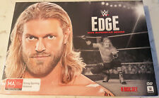 WWE - Superstar Series - Edge (DVD, 2015, 8-Disc Set) Region 4
