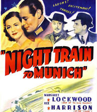 NIGHT TRAIN TO MUNICH 1940 Spy Thriller Movie Film PC Windows Mac INSTANT WATCH
