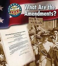 NEW - What Are the Amendments? (First Guide to Government)