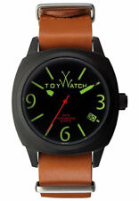 """Orologio ToyWatch modello """"Icon Only Time Black"""" ref. IC02BK"""