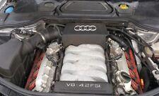 Audi A6 A8 BVJ Motor 350PS 257KW 4,2 FSI V8 Moteur Engine