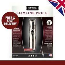 Andis Slimline Pro Li D8 | Cordless Lithium Rechargeable Hair Trimmer | 110-240V