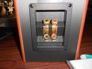 COPPIA JBL ES30 DIFFUSORE CON REFLEX POSTERIORE 125 WATT CON CONNETTORI BI-AMP