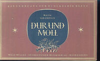 Magda von Fritsch - DUR und MOLL Heft 1