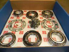 Complete Single Rear Wheel Hub Master Bearing Kit 2003+ Dodge 10.5 11.5 AAM