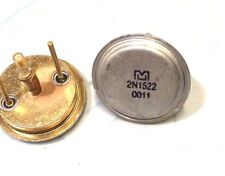 2N1522  PNP GERMANIUM 600V IC=60A TO68 HIGH CURRENT HIGH GAIN (NTE28)