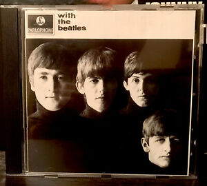 The beatles | With The beatles | CD | Mono | 1st edition | 1987 | Rare