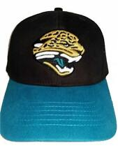 9afbb6a31c29e Jacksonville Jaguars Mens OSFA Reebok Black Adjustable Hat