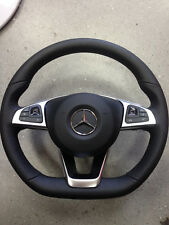 MERCEDES-BENZ E-Class W213 Multifunction Steering Wheel With SRS 2017 AMG