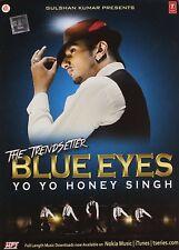 The Trendsetter Blue Eyes: Yo Yo Honey Singh DVD YO YO HONEY SINGH SONGS DVD