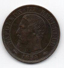 France - Frankrijk - 5 Centime 1854 A