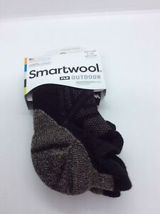 Smartwool Women's PhD Outdoor Light Micro Sock in Black 7809 Size Large New