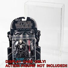 "Star Wars BLACK SERIES 3-3/4"" Inch Carded Action Figure DISPLAY CASE (2014)"