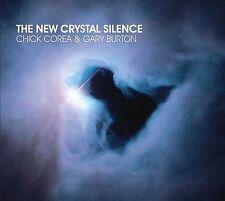 NEW The New Crystal Silence (Audio CD)