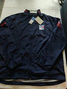 Adidas New York Rangers Full Zip Rink Jacket Size XL