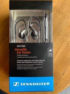 Sennheiser OCX 880 Premium Earphones (Versatile Ear Hooks)
