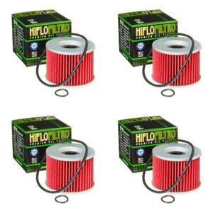 Hiflo HF401 Premium Oil Filter fit Kawasaki ZX1100 D7,D8,D9 (ZZ-R1100) 99-01