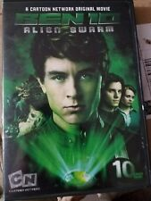 Ben 10: Alien Swarm DVD Cartoon Network Original Movie FREE SHIPPING!