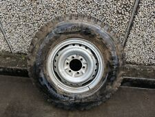Land Cruiser Split Rim and Tyre