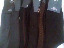 6 Pairs Mens Mercerized Cotton Socks Gents Dress Spring Summer New Style socks
