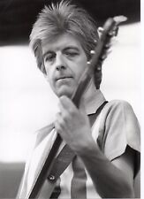 NICK LOWE PHOTO 1983 UNRELEASED UNIQUE PHOTO IMAGE HUGE 12 INCH LONDON RARE GEM