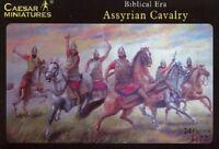 24 Figurines CAVALERIE ASSYRIENNE, CAESAR Miniatures N° 010