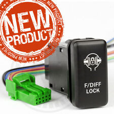 Toyota Hilux FRONT DIFF LOCK Switch Fits the 2005-2015 Hilux High Quality