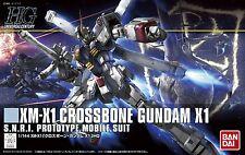Gundam 1/144 HGUC #187 Cross Bone Crossbone Gundam X1 Model Kit Bandai