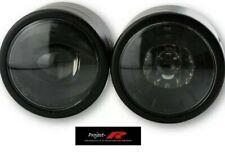 Suzuki Bandit  GSF 600 650 1200 1250 LED TWIN CHROME HEADLIGHT HEAD LIGHT