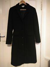 Women's Trench Coat - Black, winter coat Size 8