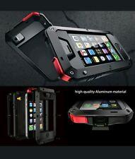 STRONG Metal Aluminum Waterproof Shockproof Gorilla Cover Case for iPhone 5S /UK