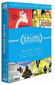 The Definitive Ealing Studios Collection: Volume 3 [DVD][Region 2]