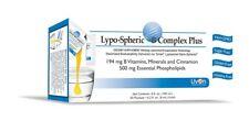 LivOn Labs Lypo-Spheric B Complex Plus - Maximum Bio-Availability Non-GMO