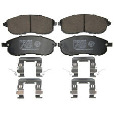 Disc Brake Pad Set Front Federated D815C