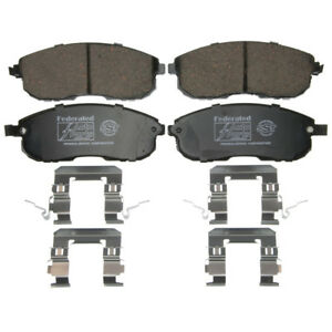 Disc Brake Pad Set-SST Front Federated D815C