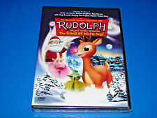 Rudolph the Red-Nosed Reindeer the Island of Misfit Toys DVD Brand New RARE OOP