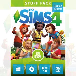 The Sims 4 Toddler Stuff Pack DLC for PC Game Origin Key Region Free