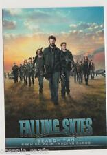 FALLING SKIES SEASON 2  PREMIUM PACK TRADING CARDS COLLECTOR PROMO CARD P1