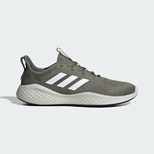 Adidas Fluidflow [EG3661] Men Running Shoes Legacy Green/White-Dove Grey