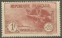 "FRANCE STAMP TIMBRE N°231 "" ORPHELINS LA MARSEILLAISE 1F+25c "" NEUF xx TB B415"
