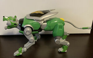 "Voltron Legendary Defender Green Lion 6"" Figure DREAMWORKS NETFLIX Playmate 2017"