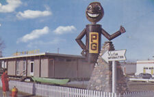 """Mr. P. G."", Lumber Business, PRINCE GEORGE, British Columbia, Canada, 40-60s"