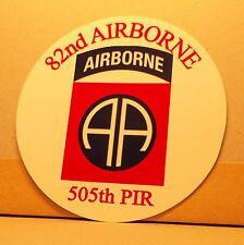 Autocollant Vinyle 82ème Airborne