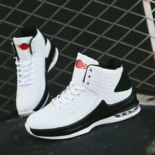 Men's Air Basketball Shoes New High Top Boost Basket Star Sneakers Ball