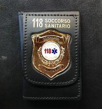 Portatessera 118 Soccorso Sanitario VEGA HOLSTER 1WD116