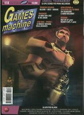 tgm 118 the GAMES MACHINE requiem,unreal tournament,sid meier's alpha centauri
