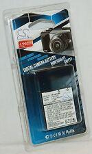 NEW Battery Polaroid Camcorder CAM10494 800mAh 3.7V M737 T737 M737T Camera
