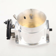 90mm For GM LS LS2 LS3 LS7 LSX Throttle Body Alloy Aluminum Performance Part US